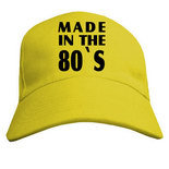 Бейсболка Made in the 80s